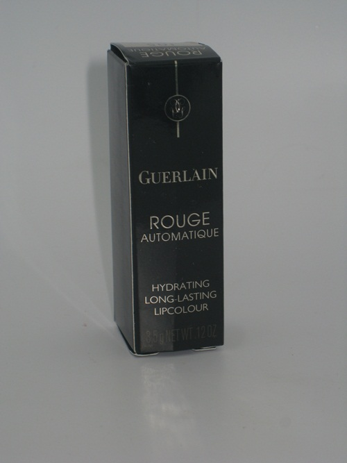 Guerlain Rouge Automatique Review & Swatches