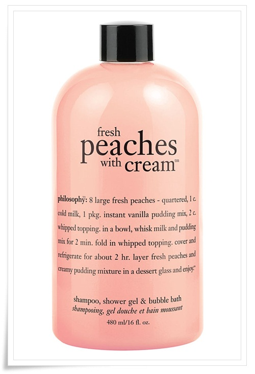 Philosophy Fresh Peaches with Cream 3