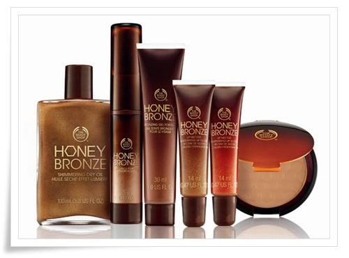 The Body Shop Honey Bronze for Summer 2011 2