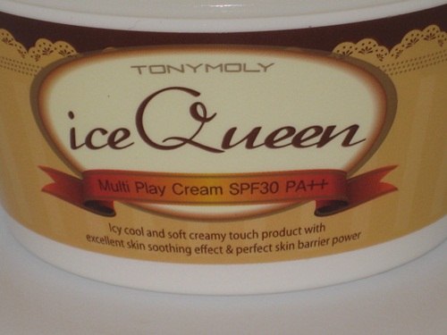 Tony Moly Ice Queen Multi Play Cream SPF 30 2