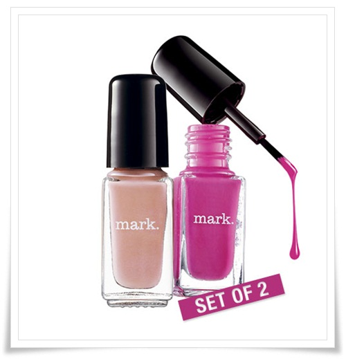 mark What A Line felt Tip Eyeliner mark It Kit trend Color Compact mark Nailed It Trend Mini Lacquer 1