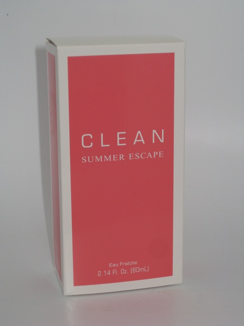 Clean Summer Escape Eau de Parfum 1