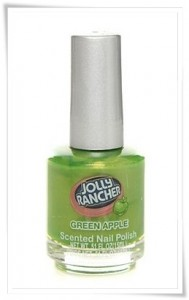 Jolly Rancher, Gummy Bear, and Laffy Taffy Scented Nail Polish 1