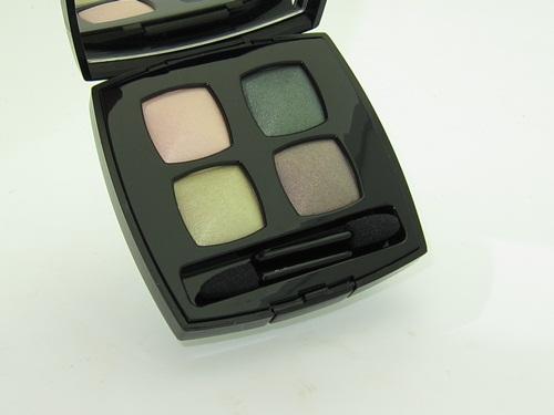 Chanel Les 4 Ombres Quadra Eye Shadow Palette Lilium 4