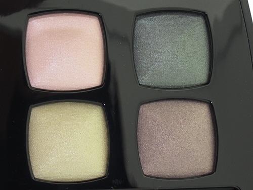 Chanel Les 4 Ombres Quadra Eye Shadow Palette Lilium 7