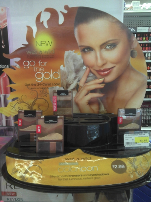 Wet n Wild Go for the Gold Collection Summer 2011