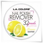 Beauty on a Budget: LA Colors Scented Polish Remover Pads