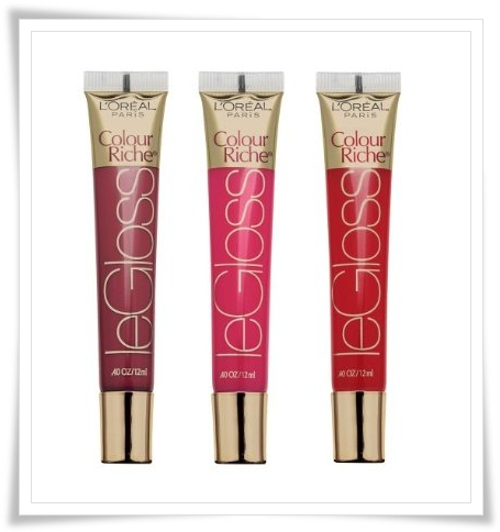 LOreal Colour Riche Le Gloss 20111