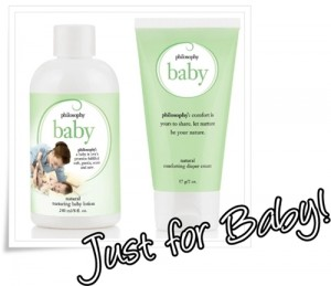 Philosophy Baby Collection 0402