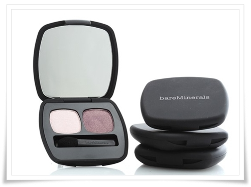 Bare Escentuals Pressed Eye Shadow Palettes Bare Minerals Ready Eyeshadow