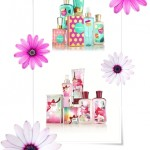 Bath & Body Work Charmed Life Collection Bath & Body Work Paris Amour Collection
