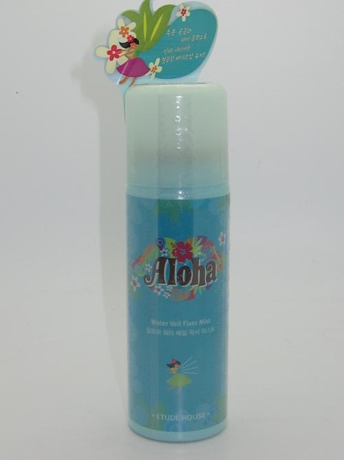Etude House Aloha Water Veil Fixer Mist 1