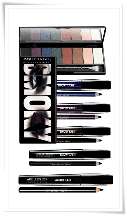 Make Up For Ever Smoky Couleur Collection Fall 2011