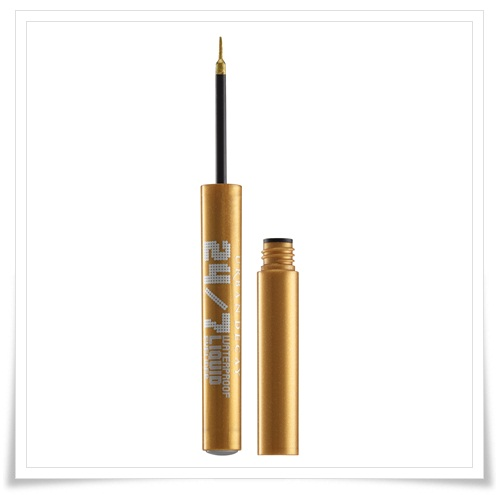 Urban Decay 24 7 Waterproof Liquid Eyeliners Urban Decay Fall 2011 Collection 16
