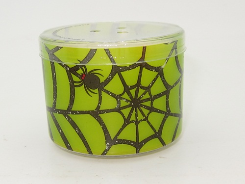 Bath and Body Works Slatkin Co. Halloween Candle Spiced Cider Frosted Cupcake Pumpkin Patch 003