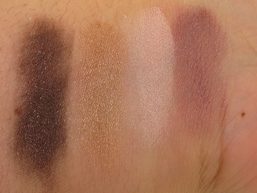 Stila Love and Empower Set Swatches 002
