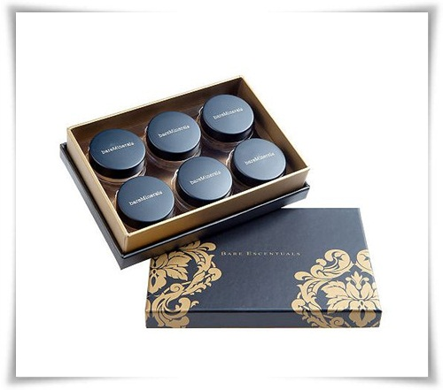 bareMinerals Velvet Luxe Eye Collection