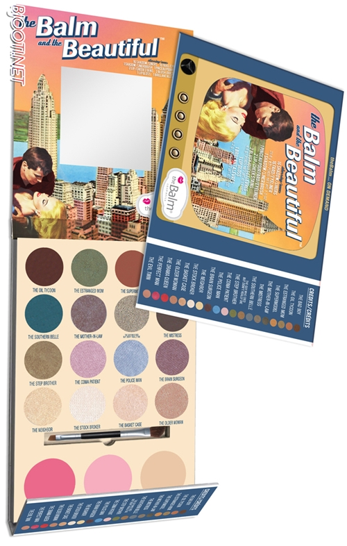 the Balm and the Beautiful Palette
