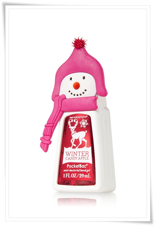 Bath & Body Works Holiday 2011 PocketBac Collection