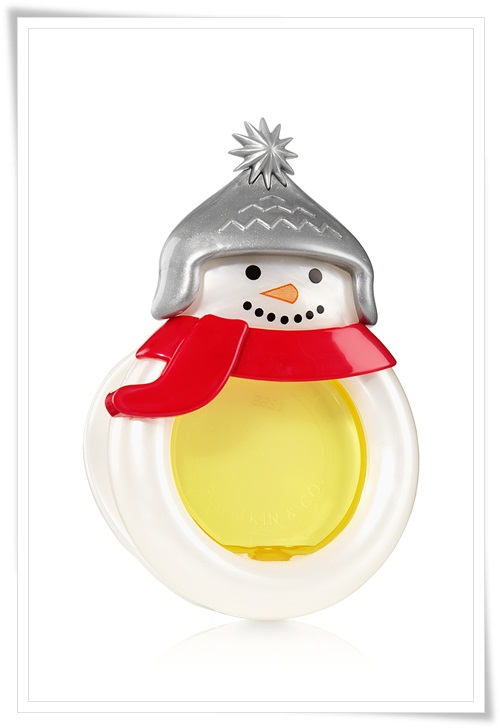 Bath Body Works Slatkin Co. Scentportable Holiday 2011 001