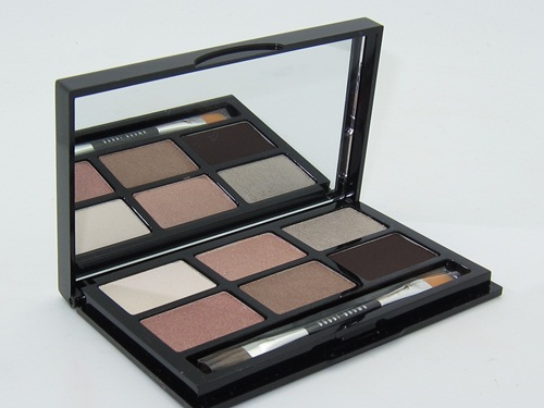 Bobbi Brown Party Eye Palette Swatches 002