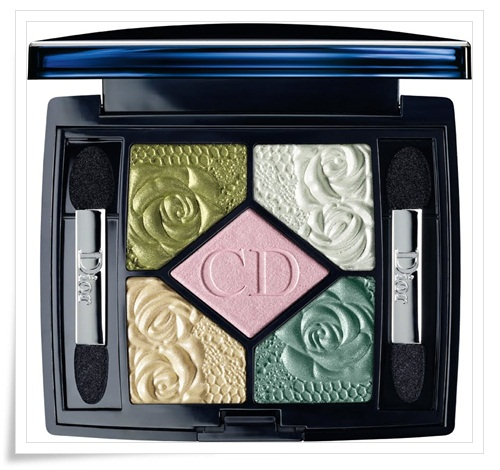 Dior Garden Party Makeup Collection for Spring 2012 006
