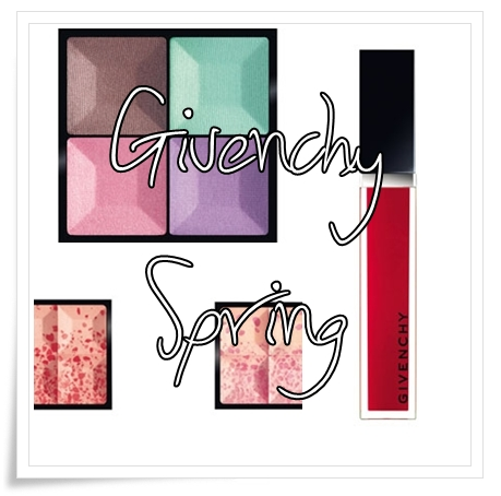 Givenchy Spring Makeup Collection 2012 0067