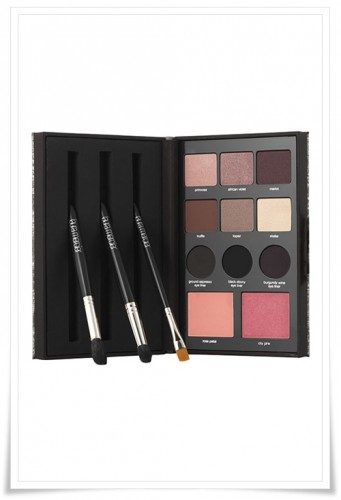 Laura Mercier Color Portfolio Laura Mercier Eye Portfolio for Holiday 2011
