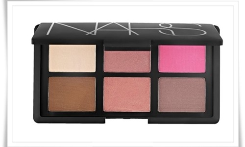 NARS Danmari All About Cheeks Palette