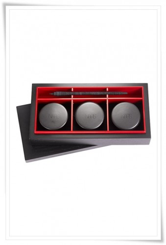NARS Hanamichi Kabuki Eyeshadow Palette and NARS Kudoki Kabuki Lip Set for Holiday 2011