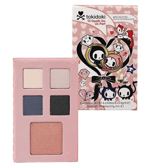 Tokidoki Arte Palette Til Death Do Us Part 003