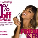 Ulta 20% Off Friends and Family 2011 Coupon Code