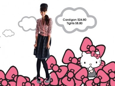 Forever 21 for Hello Kitty Collection 4