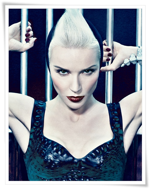 MAC Daphne Guinness for MAC Collection 1002