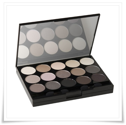 NYX Butt Naked Eyes Makeup Palette 002