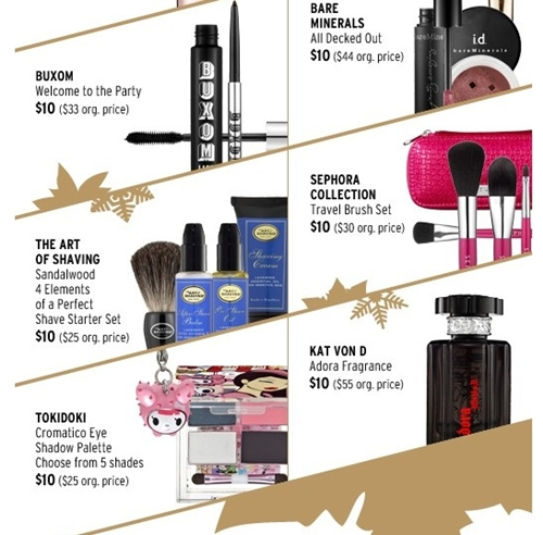 Sephora Black Friday 2011 1