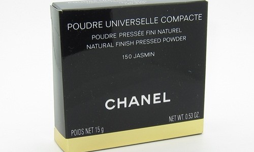 Chanel Poudre Universelle Compacte Natural Finish Pressed Powder Jasmin Review, Swatches, Photos