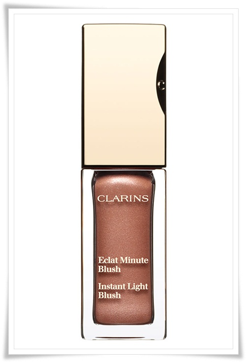 Clarins Instant Light Blush for Spring 2012 1