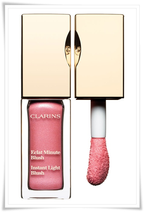 Clarins Instant Light Blush for Spring 2012 4
