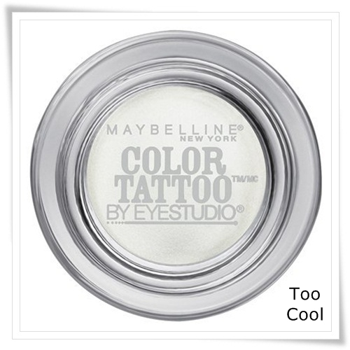 Maybelline Color Tattoo 24HR Eyeshadow Collection 8