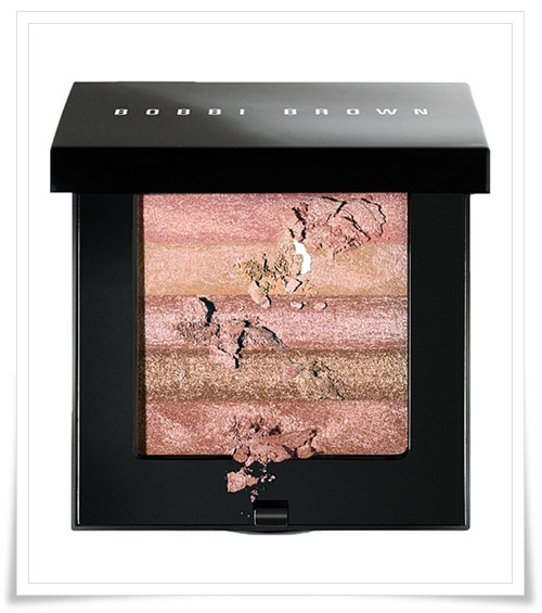 Bobbi Brown Wild Rose Shimmer Brick Compact Bobbi Brown Rose Gold Shimmer Brick Compact 2