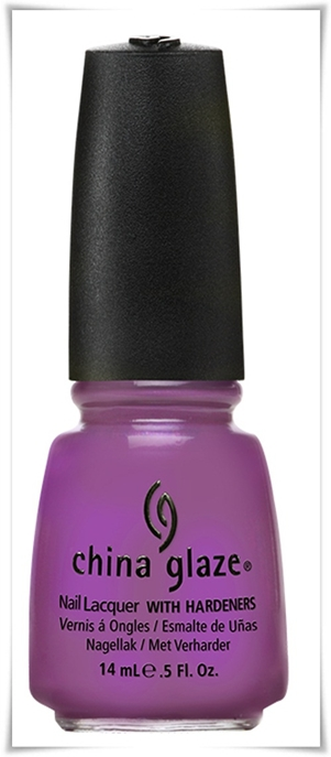 China Glaze ElectroPop for Spring 2012 12