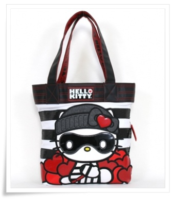 Hello Kitty Love Bandit 001