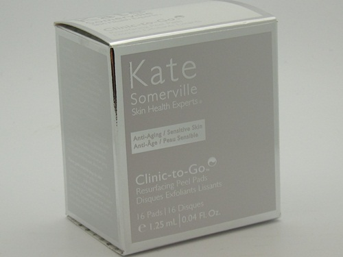 Kate Somerville Clinic To Go Resurfacing Peel Pads 4