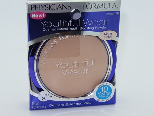 Physicians Formula Youthful Wear Cosmeceutical Youth Boosting Mattifying Face Powder 1