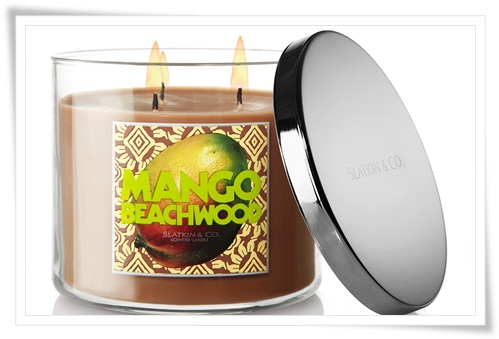 Slatkin Co. Spring 2012 Candles 10