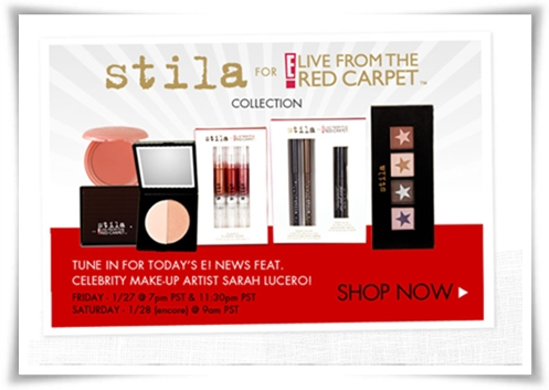Stila E Live from the Red Carpet Spring 2012 55
