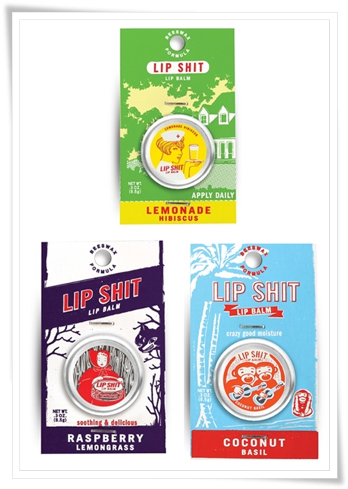 Beauty Most Unusual: Sh1t for Your Lips