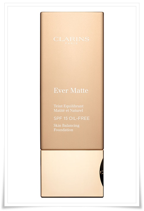 Clarins Ever Matte Foundation SPF 15