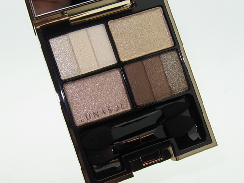 Lunasol Three Dimensional Eyes Natural Beige 003